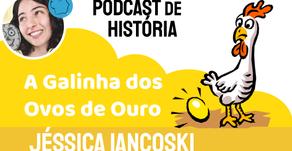 A Galinha dos Ovos de Ouro - Jéssica Iancoski | Fábula de Esopo
