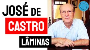 José de Casto - Poema Lâminas | Poesia brasileira