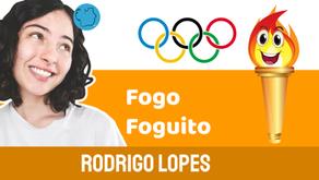 Fogo Foguito - Rodrigo Lopes | Historinha Rimada