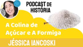 A Colina de Açúcar e a Formiga - Jéssica Iancoski | Fábula Indiana