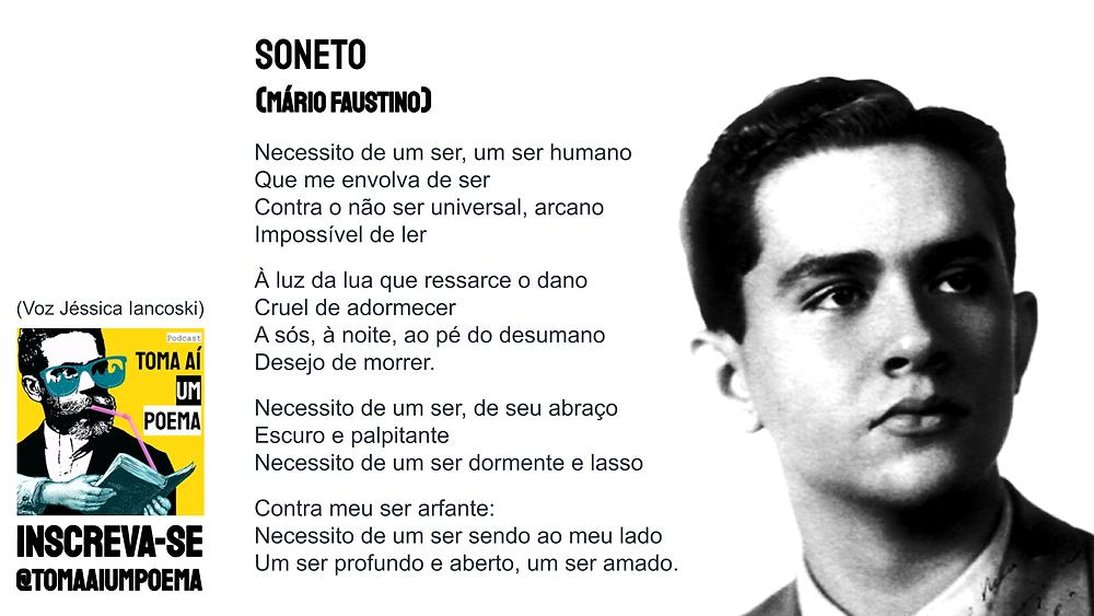soneto mario faustino