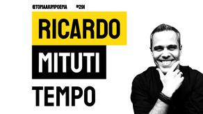 Ricardo Mituti - Poema Tempo | Nova Poesia