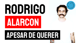 Rodrigo Alarcon - Poema Apesar de Querer   Música Declamada