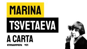 Marina Tsvetaeva - A Carta | Poesia Russa