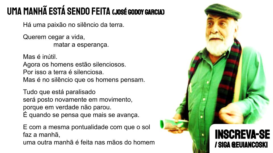josé godoy garcia poesias