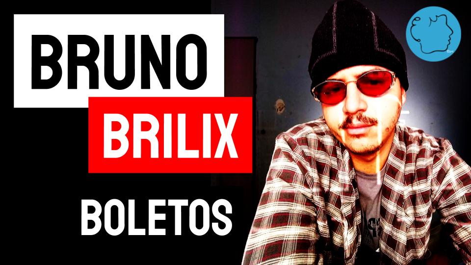 Bruno Brilix novos poetas brasileiros