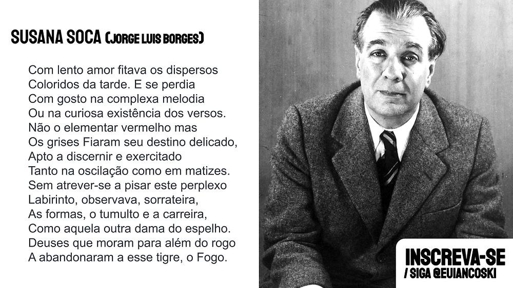 Poemas de Jorge Luis Borges