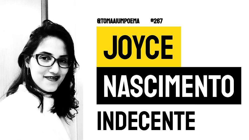 nova poesia brasileira  joyce nascimento