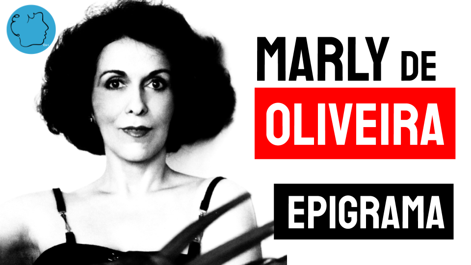 marly de oliveira poemas