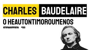 Charles Baudelaire - O Heautontimoroumenos | Poesia Francesa