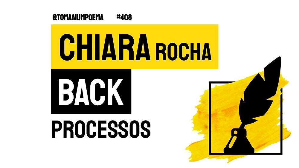 Poema de Chiara Rocha Back