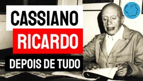 Cassiano Ricardo Leite - Poema Depois de Tudo | Poesia Brasileira