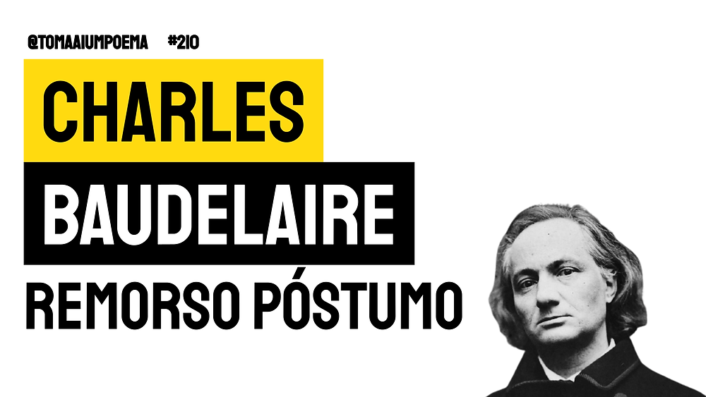 Poema de Charles Baudelaire Remoso Póstumo