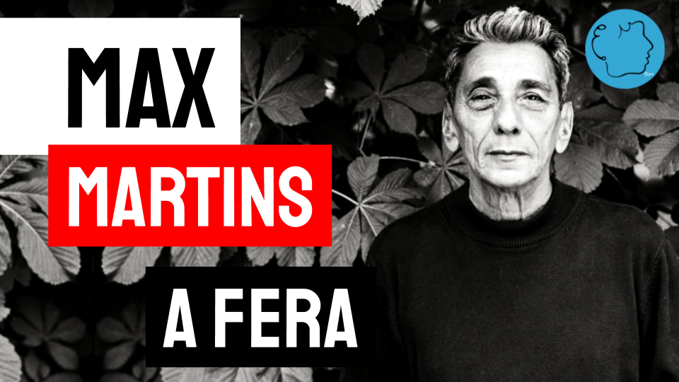 Max martins poema a fera