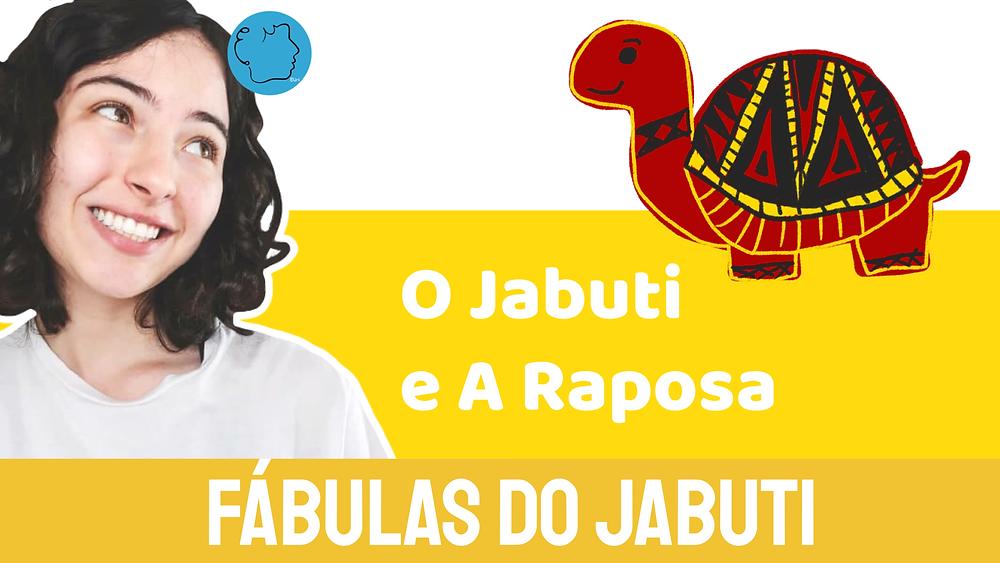O Jabuti e A Raposa fabulas do Jabuti