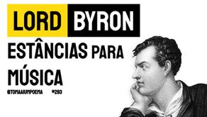 Lord Byron - Poema Estâncias para Música | Poesia Inglesa