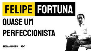 Felipe Fortuna - Poema Quase Um Perfeccionista   Poesia Brasileira