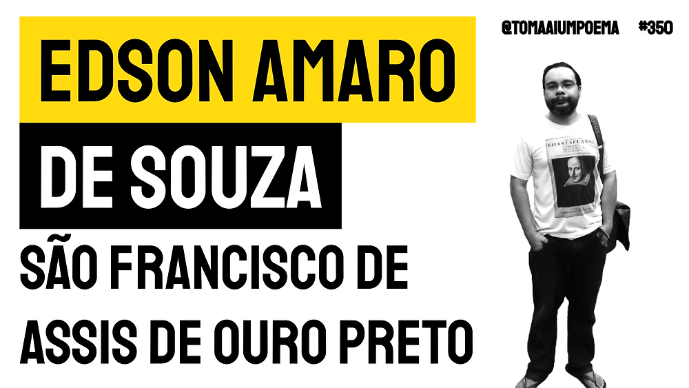 Edson Amaro de Souza poema