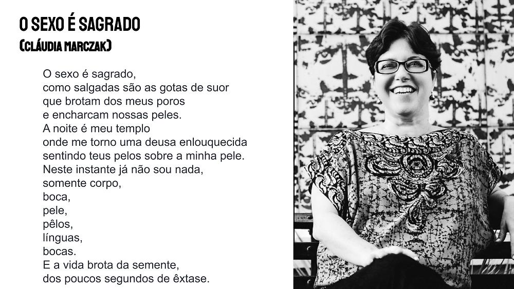 Poesia Erotica Claudia Marczak