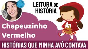 historia infantil chapeuzinho vermelho