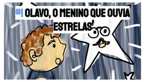 Olavo, o Menino que Ouvia estrelas - Podcast História para Dormir