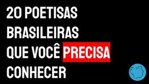 20 poetisas brasileiras que você precisa conhecer