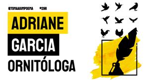 Adriane Garcia - Poema Ornitóloga   Poesia Brasileira Contemporânea