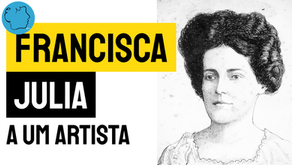 Francisca Julia - Soneto A Um Artista | Poesia Brasileira