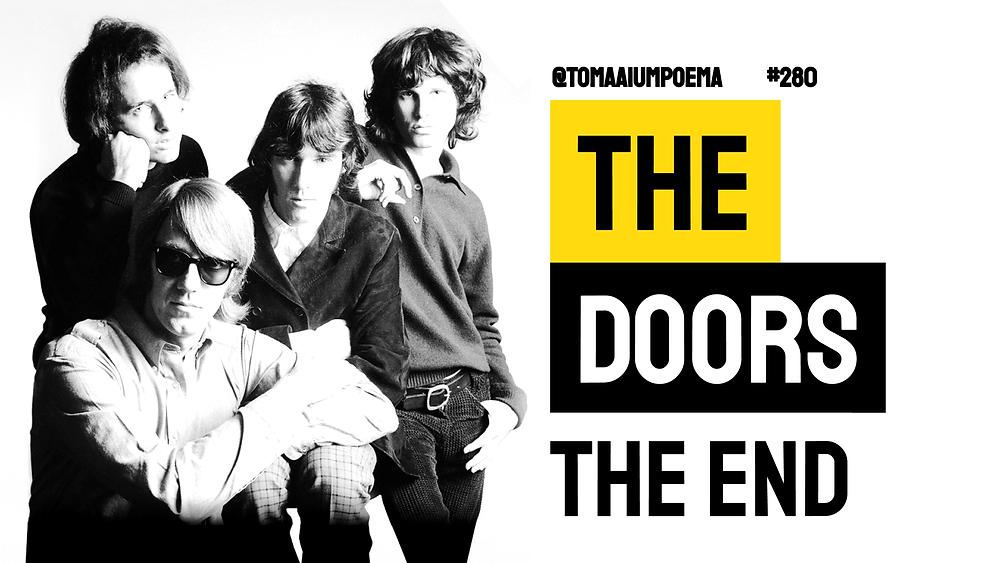 the doors the end tradução letra