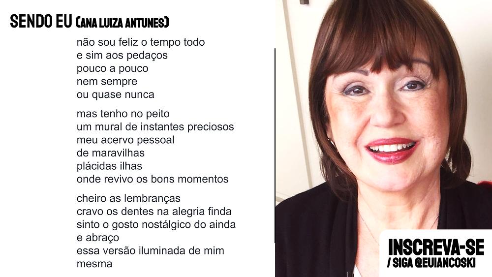Poesia brasileira atual ana luiza antunes