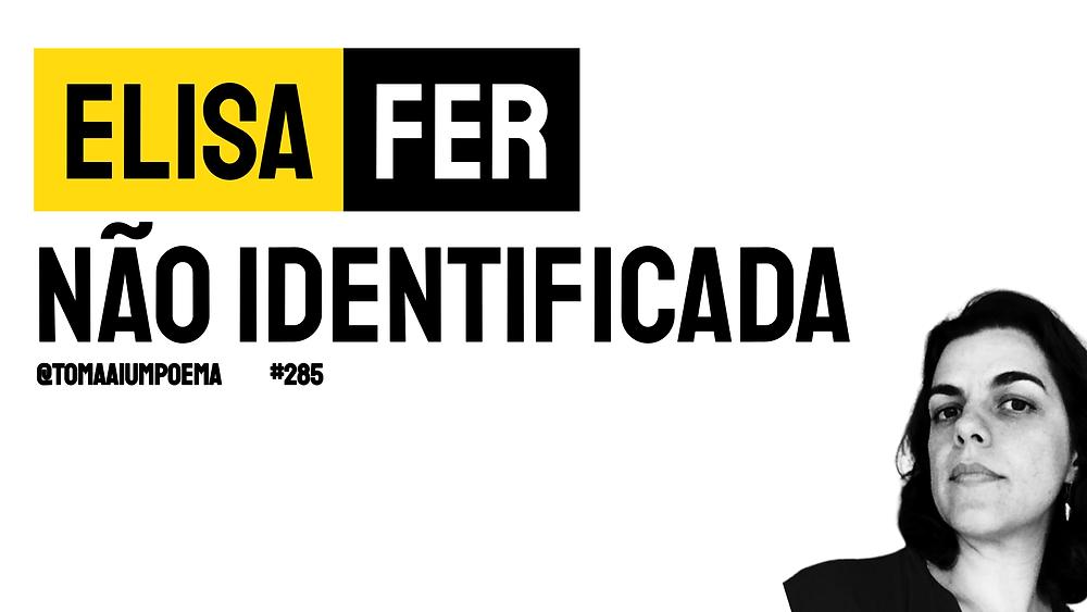 nova poesia brasileira elisa fer poetisa