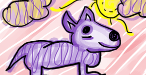 Ruth Rocha - Fábula O Lobo e O Cão | Adaptação Conto infantil em áudio