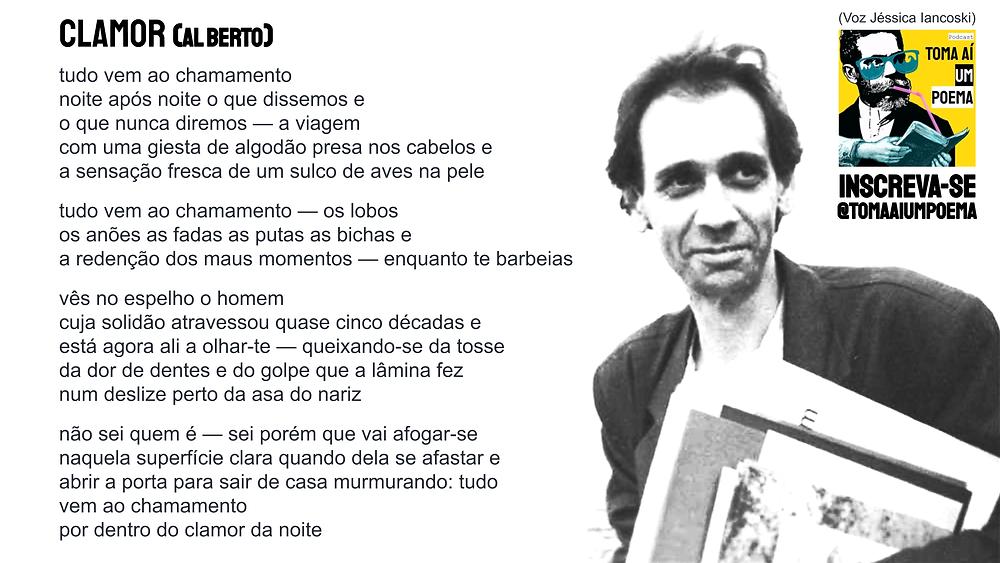 al berto poesia portguesa clamor
