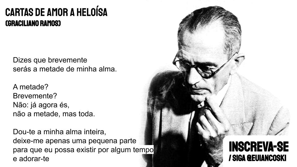 poesia brasileira graciliano ramos