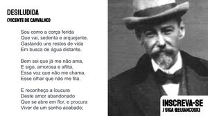 Poesia Brasileira Vicente de Carvalho