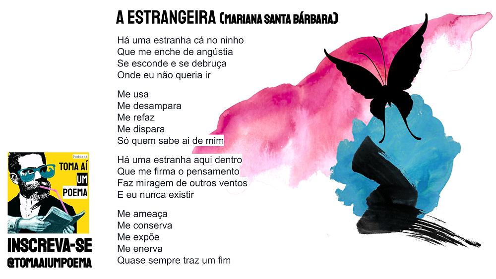 Mariana Santa Bárbara A Estrangeira