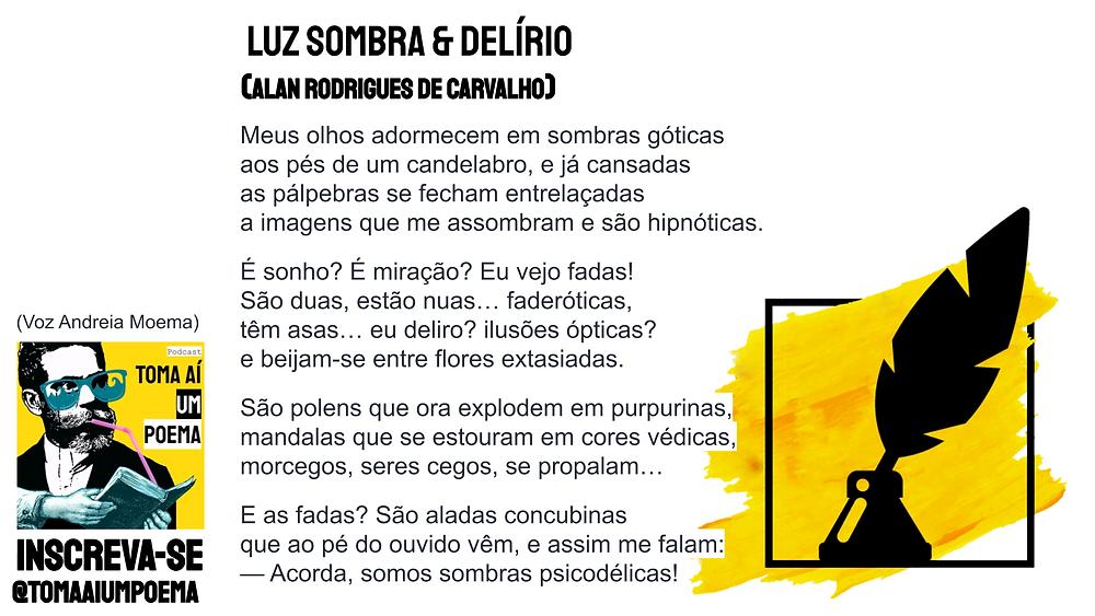 poesia brasileira contemporanea alan rodrigues