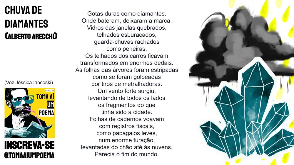 alberto Arecchi nova poesia brasileira