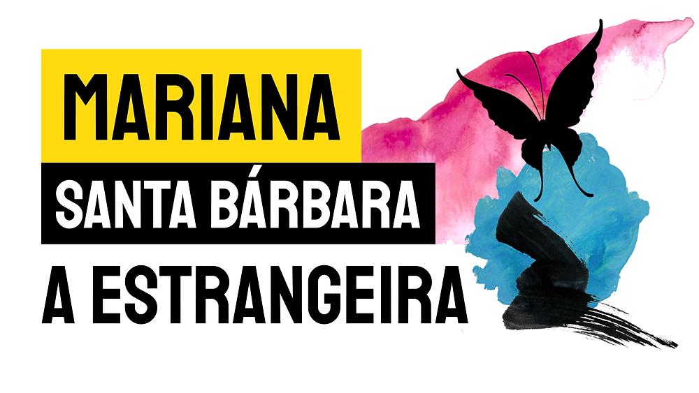 Nova poesia brasileira Mariana santa bárbara