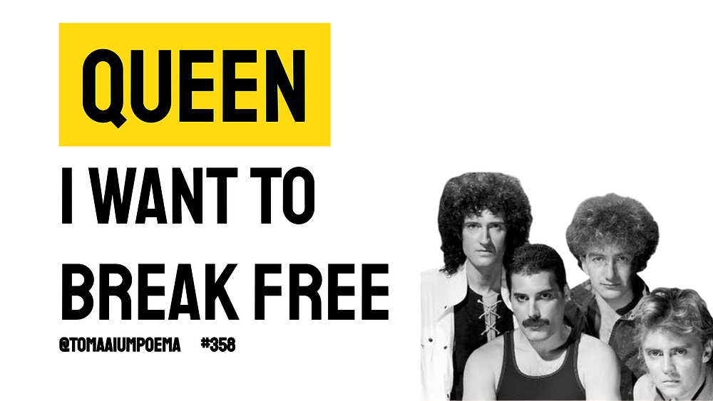 queen musica i want break free