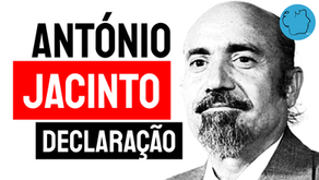 António Jacinto - Poema Declaração | Poesia Angolana