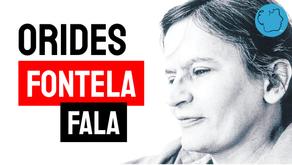 Orides Fontela - Poema Fala   Poesia Brasileira