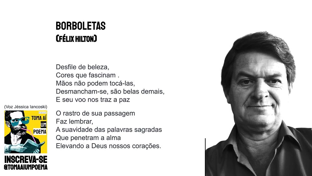 félix hilton nova poesia brasileira
