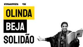 Olinda Beja - Poema Solidão | Poesia São-Tomense