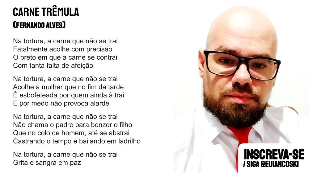 poesia brasileira fernando alves