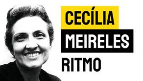 Cecília Meireles - Poema Ritmo | Poesia Brasileira