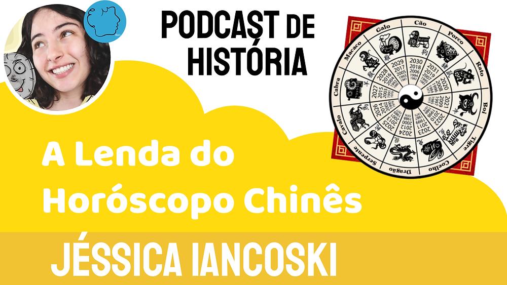 A lenda do horoscopo chinesa grande corrida