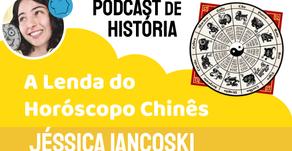 A Lenda do Horóscopo Chinês - Jéssica Iancoski | A Grande Corrida