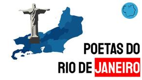 16 Poetas do Rio de Janeiro | Poesia Carioca e Fluminense