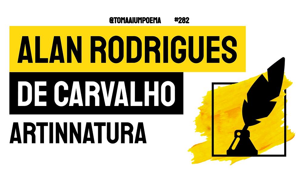 poesia contemporanea alan rodrigues de carvalho